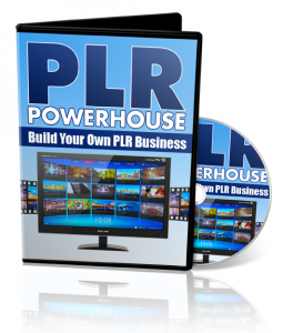 PLR Powerhouse - Build Your Own PLR Business - PLR2Go