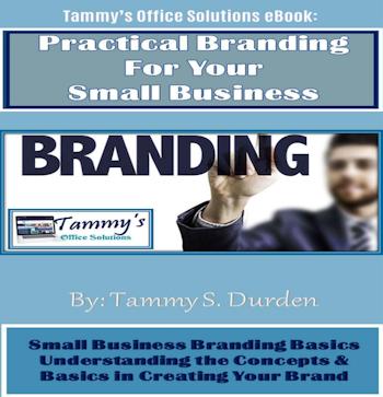 Tammy Durden Branding