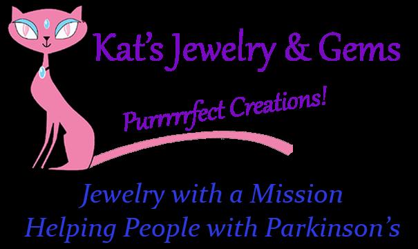 Kat's Jewelry Gems Parkinson Partners Initiative Giving