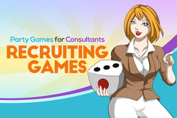 Party Games For Consultants PLR